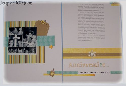 semaine 00 double page