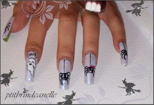 nail art halloween kawaii (2)