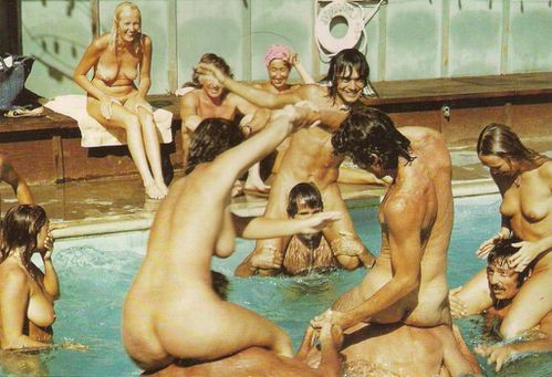 Family Nudism Fun