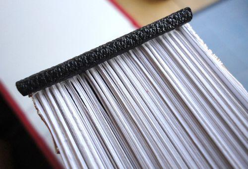 Carnet d 39 olivier le temps d 39 un carnet - Fabriquer un carnet ...