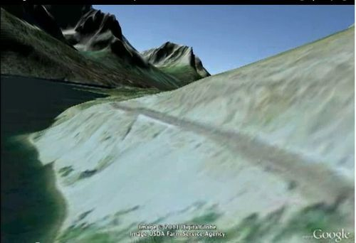 Google Earth Movies - The Shining