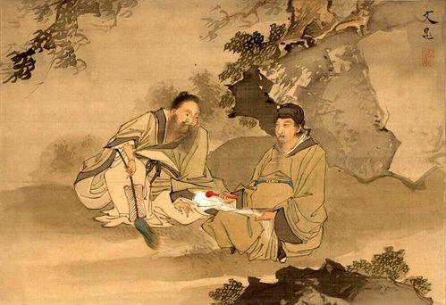 Homme de lettres en Chine