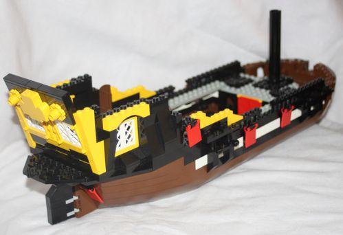 LEGO Pirate 6285 Black Seas Barracuda 11
