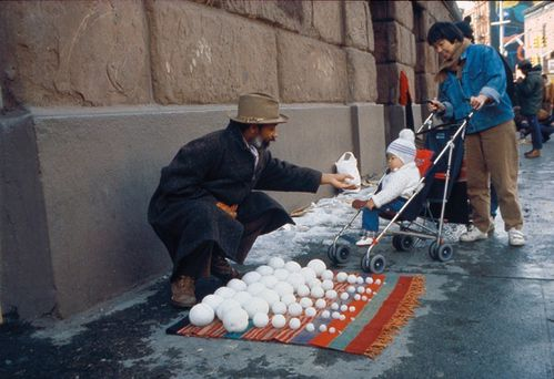 Hammons David 1984 Bliz-aard Ball Sale