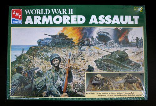 AMT ERTL 8264-WWII Armored Assault-01