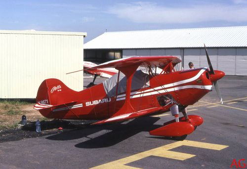 Pitts S1B N8671