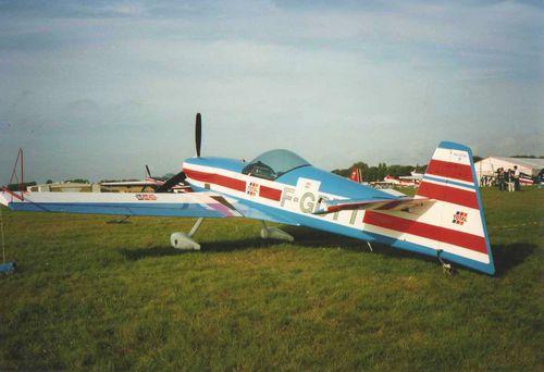 Mudry Cap 231 F-GDTT