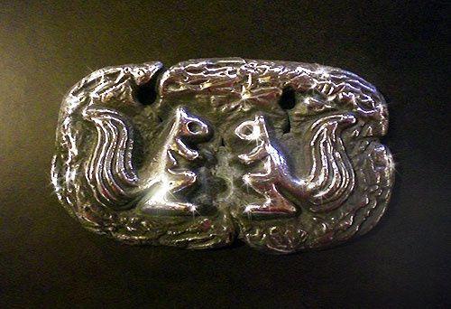 sculpture+ecureuil+zinc