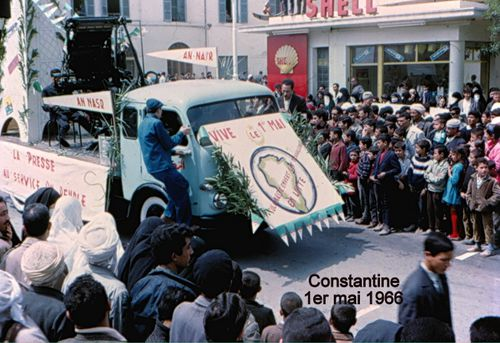 Constantine 1er mai