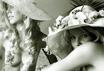 David Hamilton Jeunes filles en fleurs 1968