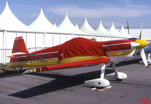 Mudry Cap 231 F-WGZC
