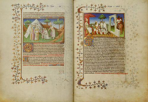 MarcoPolo Livre des Merveilles BNF
