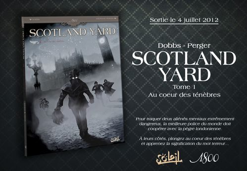 Teasing Scotland Yard