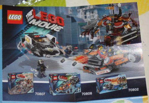 LEGO 30282 The Lego Movie Super Secret Police Enforcer 11
