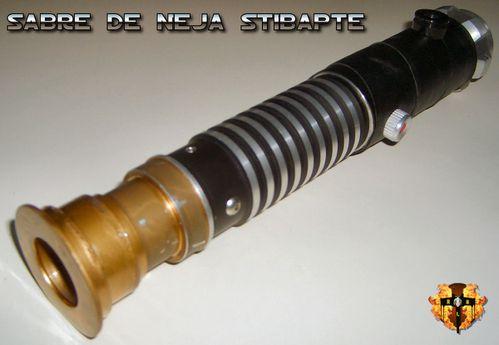 sabre de Neja - 4