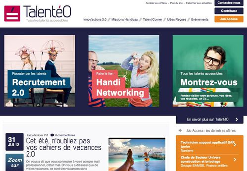 Talentéo, le recrutement par les talents l innovation de