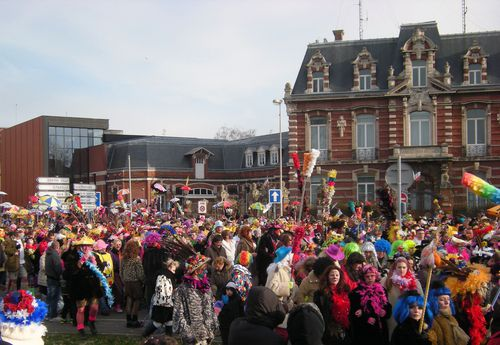 Carnaval dunkerque 2