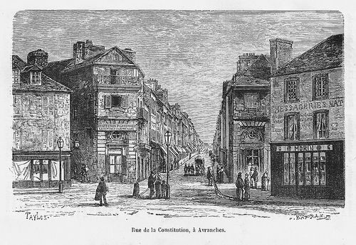 800px-Avranches-rue Constitution