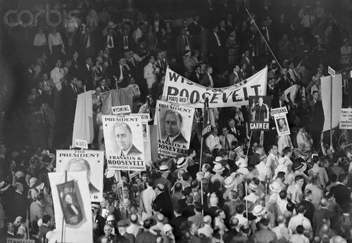 National Democratic Convention 1932-copie-1