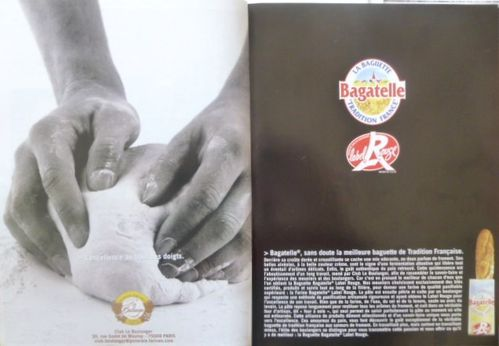La main de l'Homme, Baguette Bagatelle, Label rouge, 2004