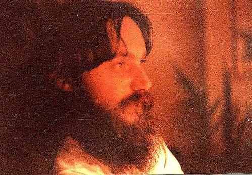 Jean Clareboudt en 1981 Paris-Bvd de la Villette