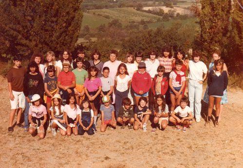 Camp Août 1980 8