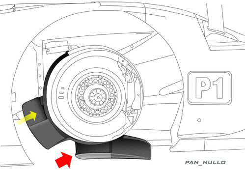 Porsche 919 Hybrid FBreak LOWer