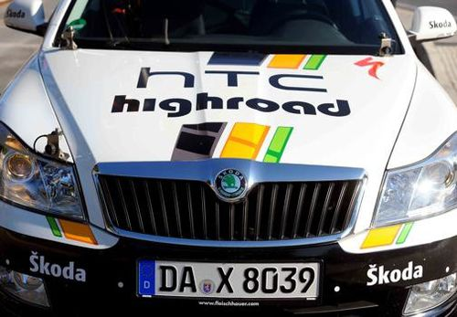 Skoda HTC Highroad 2011