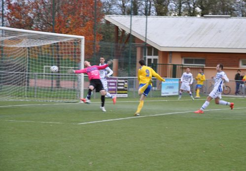 FC Chazay - FC 2Fontaines 03