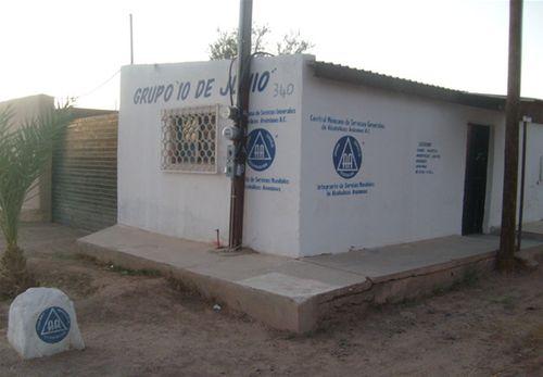 MEXIQUE 218 caborca SONORA