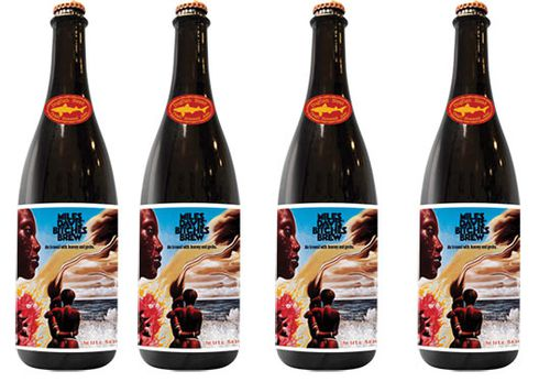 Bitches Brew, bottles