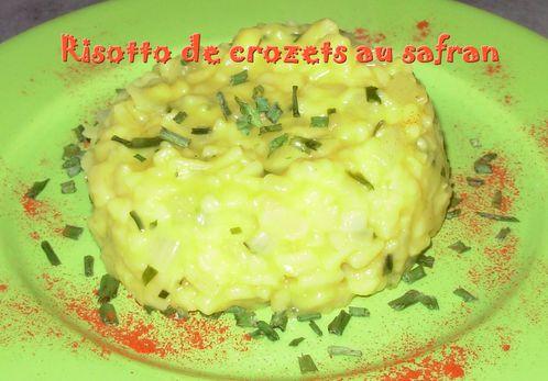 Risotto de crozets au safran2