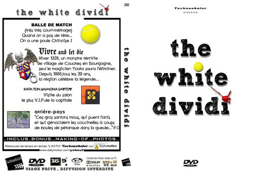 the white dividi