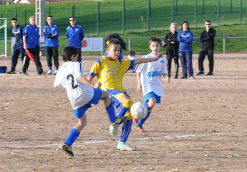 U13.1 - Reyrieux - FC Fontaines 0-8 04
