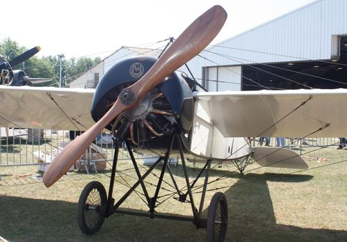 Morane&Saunier type H