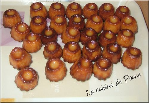 Mini-cannelés bordelais 5
