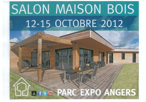 salon de la maison bois angers 2012 le blog de constructionbois ledrein. Black Bedroom Furniture Sets. Home Design Ideas