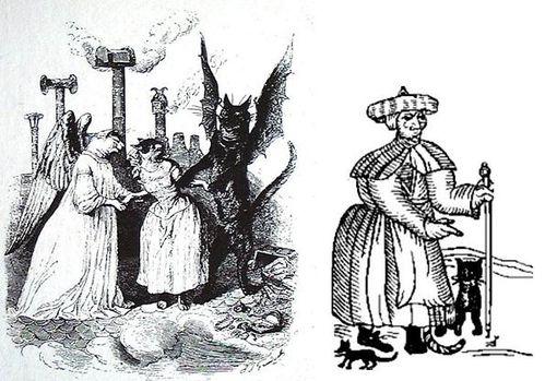 Les origines de la superstition liée au chat noir par