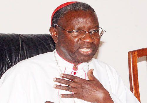 Cardinal Sarr