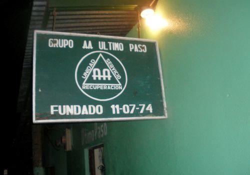 NICARAGUA 82a esteli grupo ultimo paso