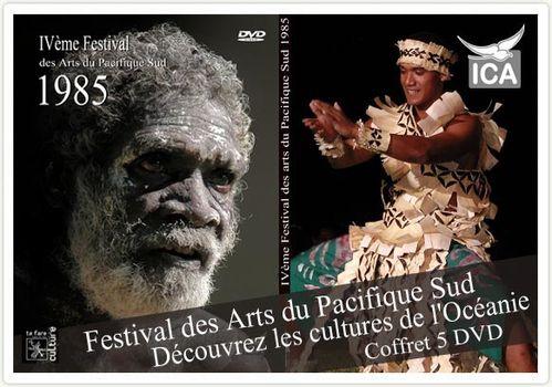 IV festival des arts Pacifique