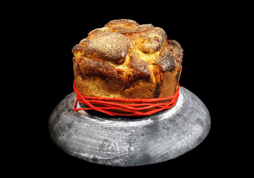 brioche  la pistache