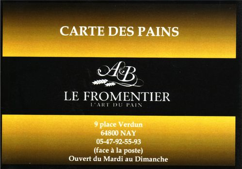 2011 - Fromentier