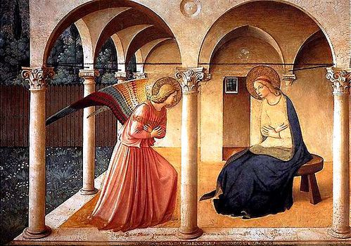 Fra Angelico Annonciation Couvent San Marco