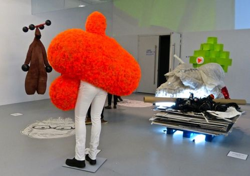 Arrrgh! Gait lyrique Wurm van Beirendonck cloud 3