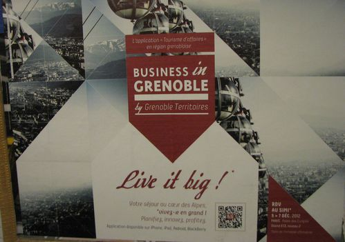 business in grenoble