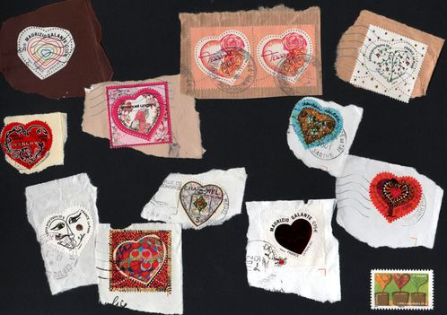 coeur timbres1