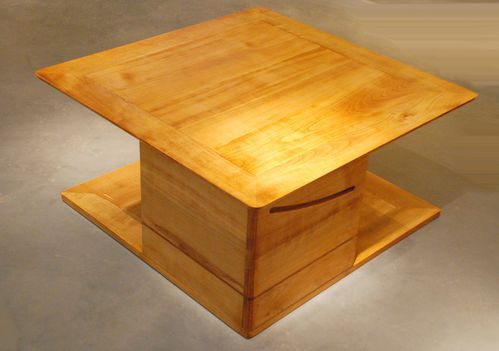 Table basse accent 5