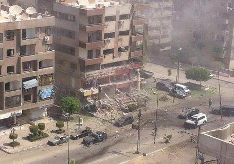 atentado contra el ministro del interior egipcio