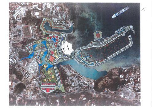 projet grand baie Gosier